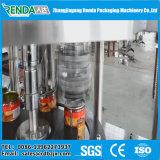 Пластичный безалкогольный напиток/Carbonated вода могут машина завалки