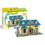 아이 지적이는 장난감은 도매한다 3D Streetscape 수수께끼 (H7690065)를