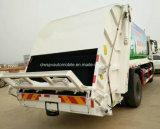 HP de la alta calidad 170 carro comprimido 12 toneladas de la basura carro de basura del compresor de 12 T