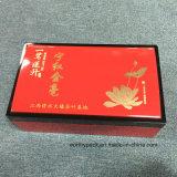 Коробка /Gift лоснистого деревянного чая вспомогательного оборудования/хранения для подарков и промотирования