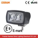 E-TEKEN 10W het LEIDENE van de Vlek/van de Vloed van Osram Licht van het Werk voor motorfiets (GT1012-10W)