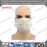 Bleu remplaçable d'Earloop un masque protecteur non tissé de couche