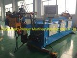 Machine à cintrer de pipe en acier de Plm-Dw50CNC pour le diamètre 47mm