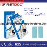 Fieber-kühle Auflage der Ausrüstungs-preiswerter Großhandelspreis-abkühlende Gel-Änderung- am Objektprogramm5*12cm