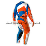 Ориентированные на заказчика трикотажные изделия одежды Motocross печатание сублимации (MAT41)