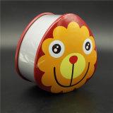 Коробка олова треугольника для ювелирных изделий/еды/подарка/шоколада/конфеты (T001-V26)