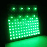 Telha do pixel do diodo emissor de luz 12*12, pixel do diodo emissor de luz de Artnet Klingnet que traça a luz de painel