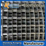 製造業者のステンレス鋼の平らなワイヤー蜜蜂の巣の網のコンベヤーベルト