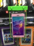 De kleurrijke Waterdichte Zak van de Dekking van de Telefoon Universeel voor 5.5 Duim