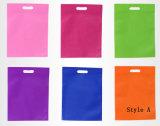 No bolsos del conjunto de las compras de la alineada de boda de Wonven con insignia