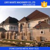 Mattonelle di tetto dello strato del tetto del metallo di formato standard dalla Cina