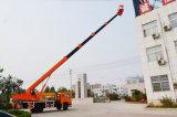 Caminhão de elevador telescópico hidráulico do crescimento com discontos de 5%