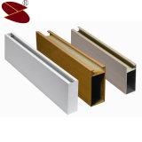 0.65mm Stärkematt-weiße feuerfeste Funktion der dekorativen Aluminiumleitblech-Decke