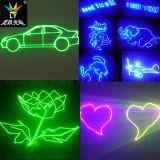 6W Chang Farbe DMX DJ positionieren Laserlicht