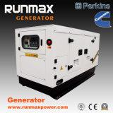 120kw / 150kVA Silencioso con el sistema de generador diesel de la energía de Perkins (RM120P2)