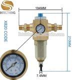 De l'eau pré de filtre de ménage de l'eau filtre en laiton pré