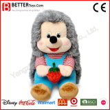 아름다운 크리스마스 선물 아기를 위한 귀여운 박제 동물 Hedgehog