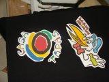 Papier de transfert thermique foncé de jet d'encre pour le T-shirt