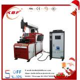 Сварочный аппарат лазера Ce красный 4-Axis 200With300W YAG автоматический для меди