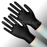 Nitril-Handschuh, Cleanroom-Nitril-Handschuh, Wegwerfhandschuh-Nitril (FDA/CE Bescheinigung)
