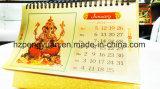 Hojas de papel de oro para el dios de la India Imagen