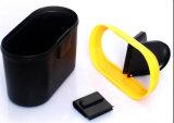 Poder de basura barata de múltiples funciones del coche, cubo de basura, rectángulo del tejido, poder de basura barata del coche de una Imagemulti-Función más grande de Binview de la basura del coche, cubo de basura, rectángulo del tejido, compartimiento de basura del coche