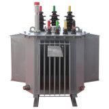 Transformateur de puissance immergé au pétrole (S11 10 / 10.4)