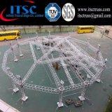 Soluzione di legatura circolare del sistema del tetto