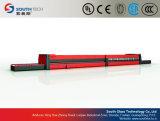 Vidrio plano continuo de Southtech que templa la línea de transformación (LPG)