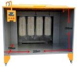 Stapel-Puder-Beschichtung-Stand-Systeme