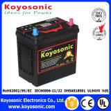 Schnelles Anfangsautobatterie 12V 90ah 24 Volt-Autobatterie-Farben-Karton