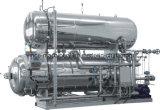 Esterilizador automático de la réplica de la inmersión del agua de la capa doble