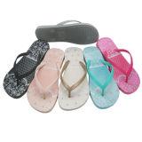 Flops Flip горячих сандалий пляжа сбывания резиновый для женщин