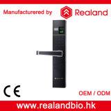 Blocage de porte moderne en alliage de zinc d'empreinte digitale de type de Realand F2