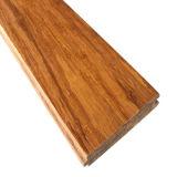 Costa de superfície lisa parquet de bambu tecido
