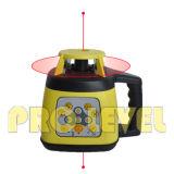 Instrumento de exame giratório do nível do laser da exatidão elevada (SRE-301R)