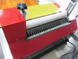 máquina de dispensación de la máquina del pegamento caliente del derretimiento de 400m m que lamina
