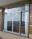 As2047 дверь Casement алюминиевого сплава стандарта 2015