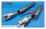 Hartmetall-Prägewerkzeughalter mit dem internen Durchzug