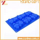 Peu moulage de gâteau de silicones de forme d'ours/peu moulage de chocolat de silicones de forme d'ours/moulage de glace