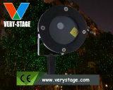 La alta calidad/la decoración/el jardín de la Navidad enciende la luz laser al aire libre impermeable de Rg del fabricante chino