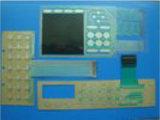 LED-Membranen-Note schält Kleber 3m467/3m468 zur industriellen Steuerung