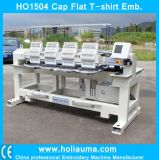 Holiauma 모자 편평한 t-셔츠 자수 기계 Dahao 통제 시스템 컴퓨터 자수 기계 가격