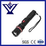Aluminiumpolizei-Geräten-Selbstverteidigung Taser Gewehr mit Taschenlampe (SYSG-274)