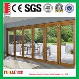 Porte coulissante en aluminium de patio