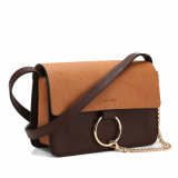 Saco 2016 de Crossbody da cor do contraste da série de Brown do vintage de Aitbags (MBNO040133)