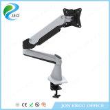 180 정도 회전대 공장 가격 고도 조정가능한 Ys-Ga12fu 책상 죔쇠 모니터 라이저를 자전하는 Jeo 두 배 Joint360 정도