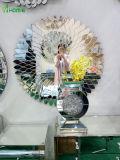 Vaso de cristal do espelho da decoração nova da HOME do projeto