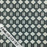 Tessuto di nylon del merletto del plaid del cotone prismatico di disegno