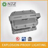 Luz à prova de explosões para o mercado norte-americano, UL844 C1d1 do diodo emissor de luz